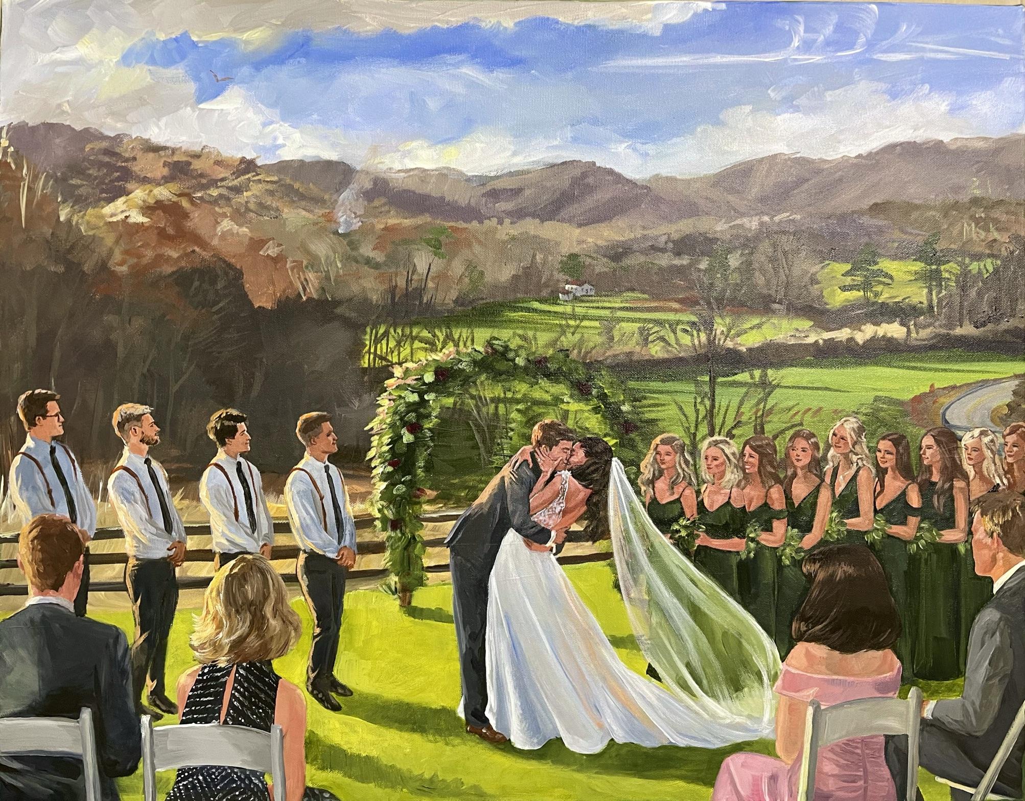 A painting by Maggie Smith Kühn (Source: Maggie Smith Kühn)